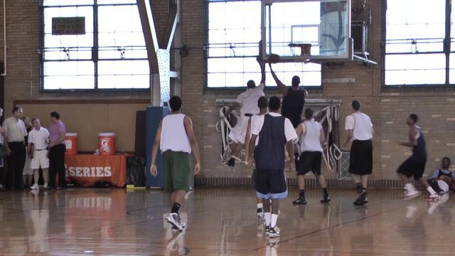 Video: E.C Matthews at Michigan Team Camp