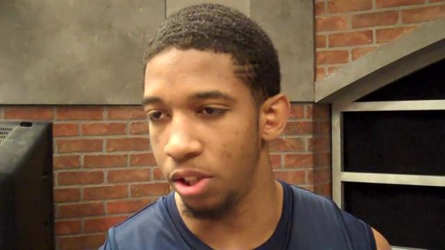 Video: Darius Morris and Zack Novak on Bowling Green