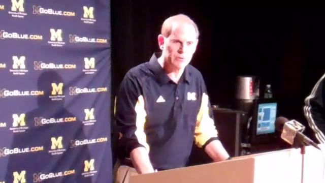 Video: John Beilein Previews Michigan State