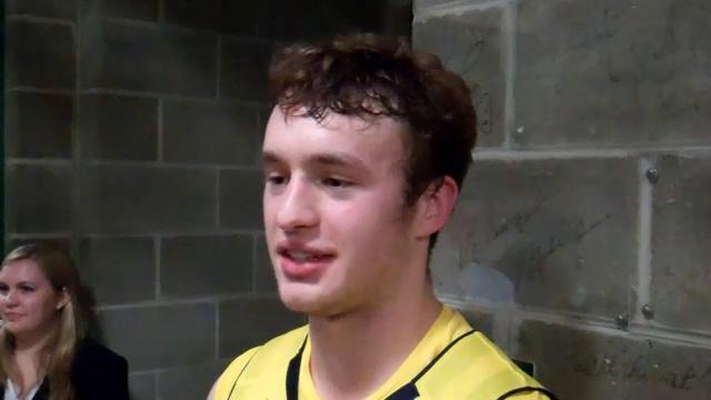 Video: Zack Novak and Darius Morris Talk State Win