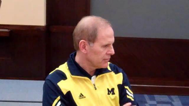 Video: John Beilein Previews Tennessee