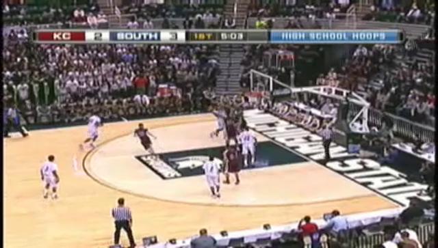 Video: Carlton Brundidge vs. Kalamazoo Central