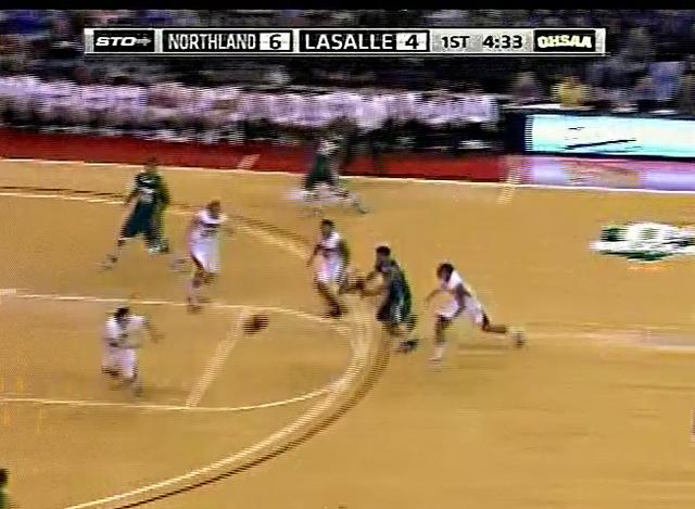 Video: Trey Burke vs. Cincinnati La Salle