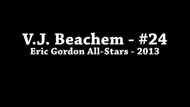 Video: V.J. Beachem at Spiece Run 'n Slam Classic