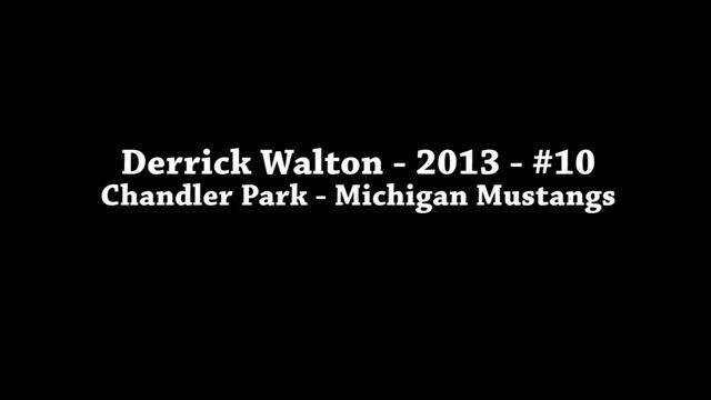 Derrick Walton to Michigan
