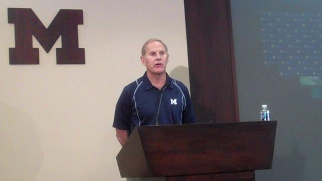 Notes, Quotes and Video: John Beilein at Michigan Media Day