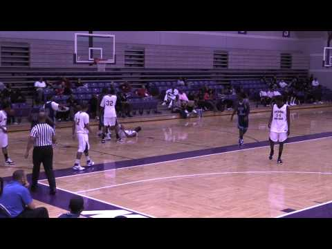 Video: Trey McDonald at King James Classic