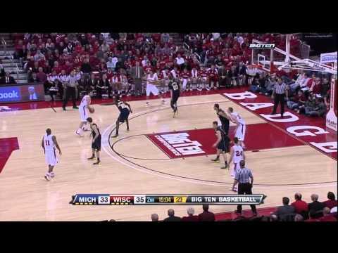 Five Key Plays: Michigan at Wisconsin