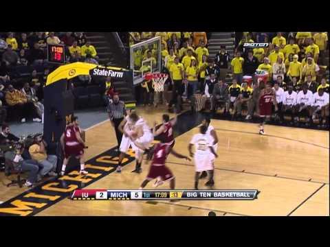 Five Key Plays: Indiana at Michigan