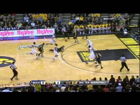 Five Key Plays: Michigan at Iowa