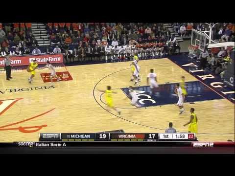 Five Key Plays: Michigan vs. Virginia