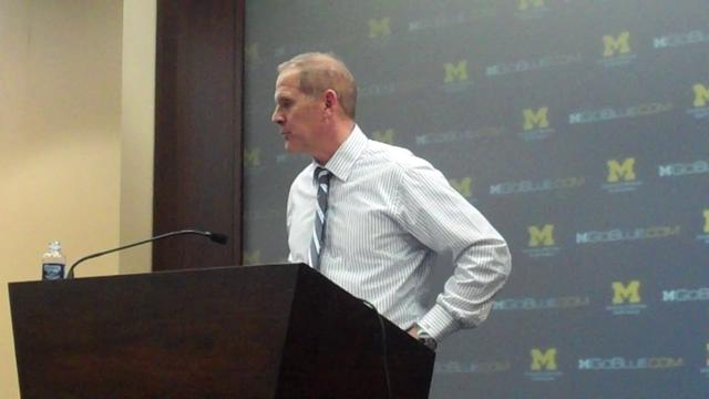 Video, Notes & Quotes: John Beilein After Michigan's 59-55 Win Over Western Illinois