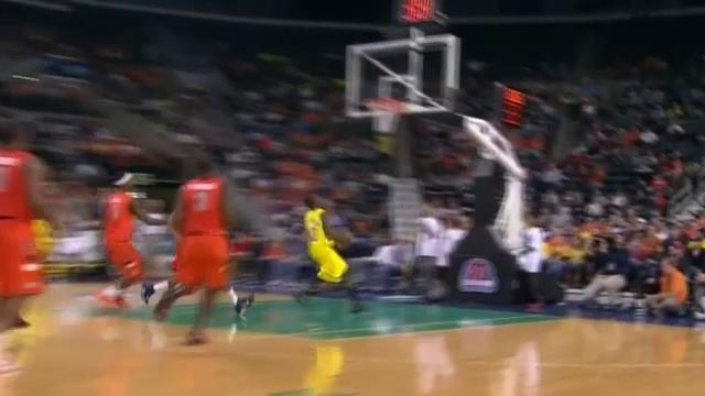 Video: 2010-11 Michigan Basketball Season Highlights