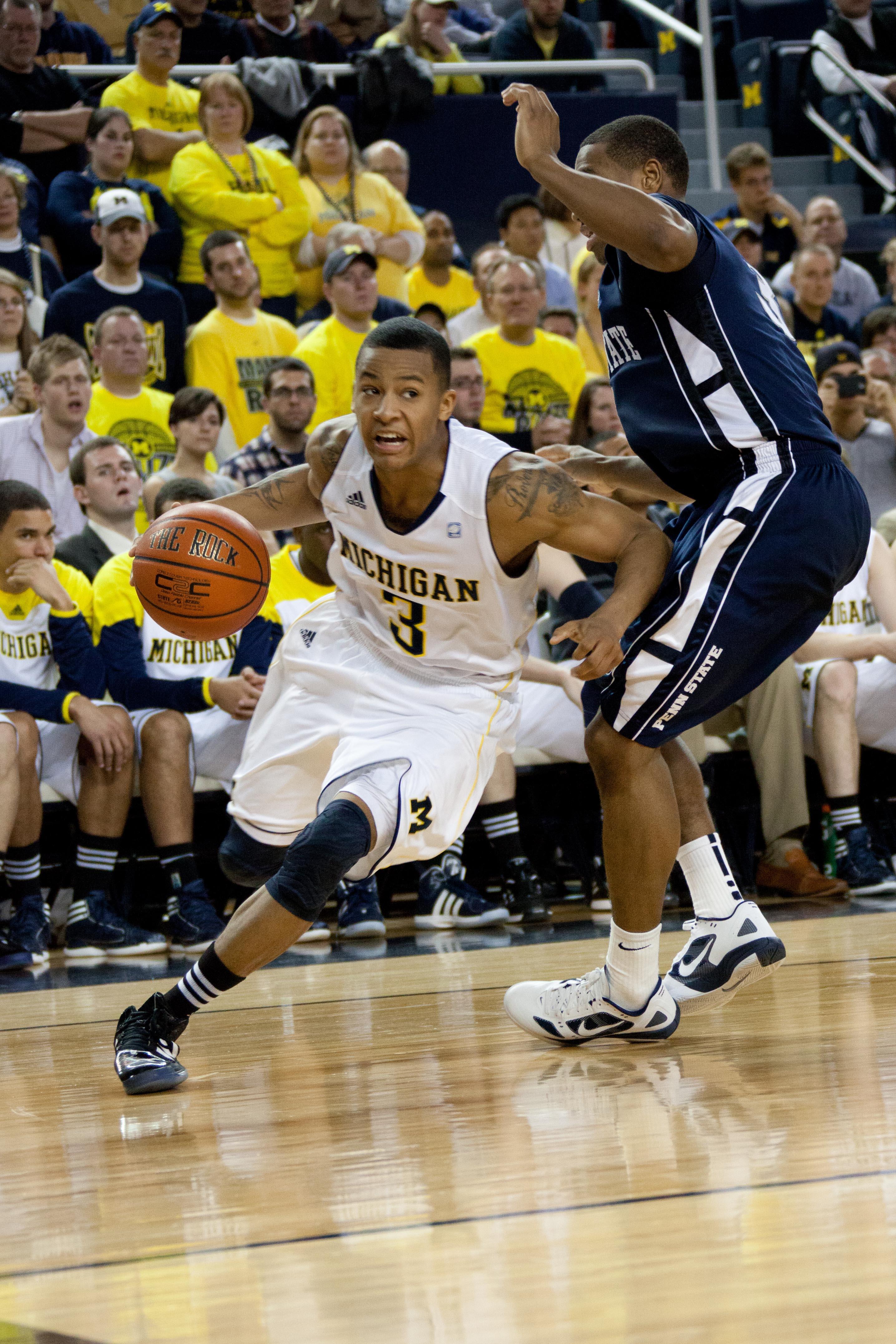 Penn State at Michigan 25