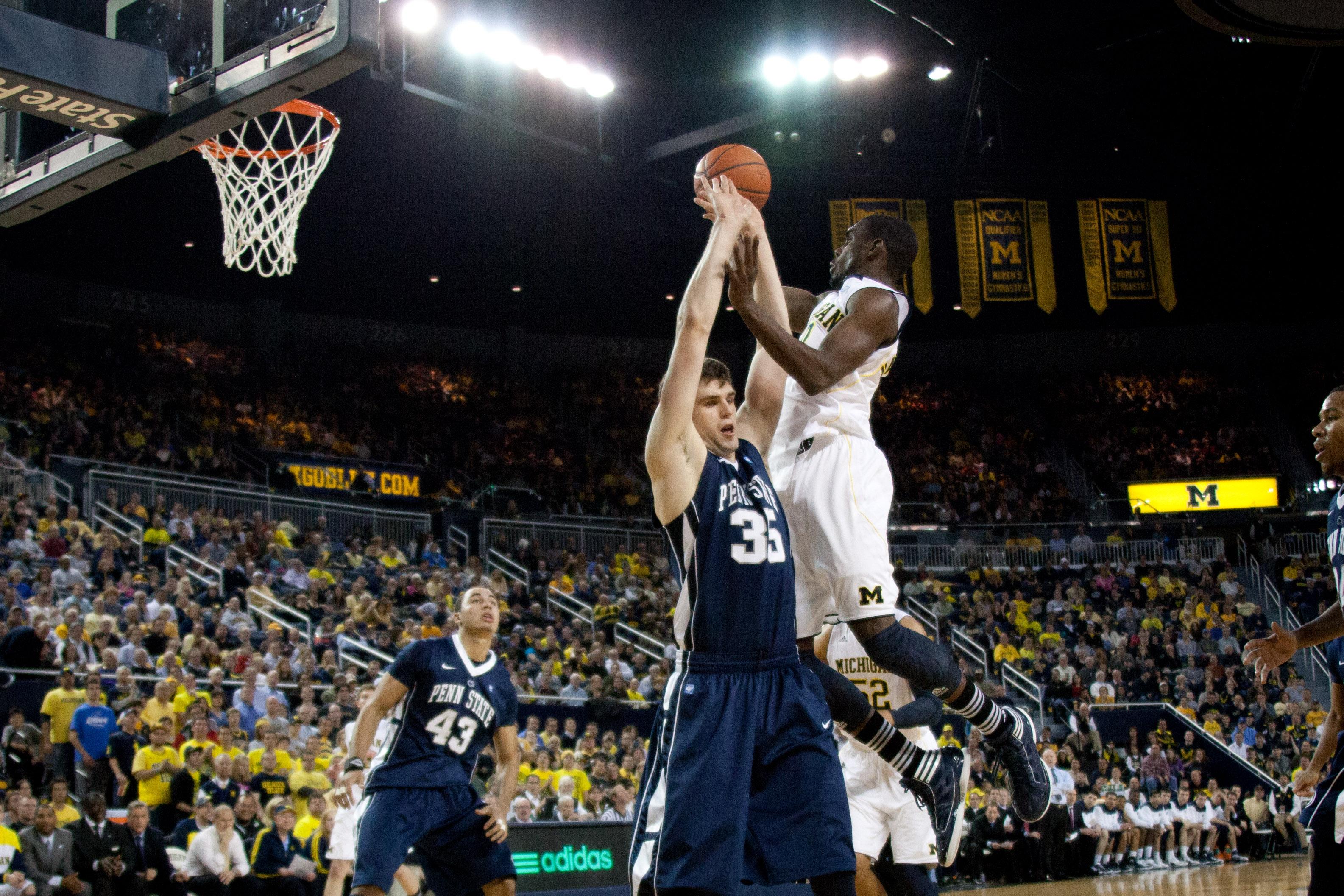 Penn State at Michigan 19
