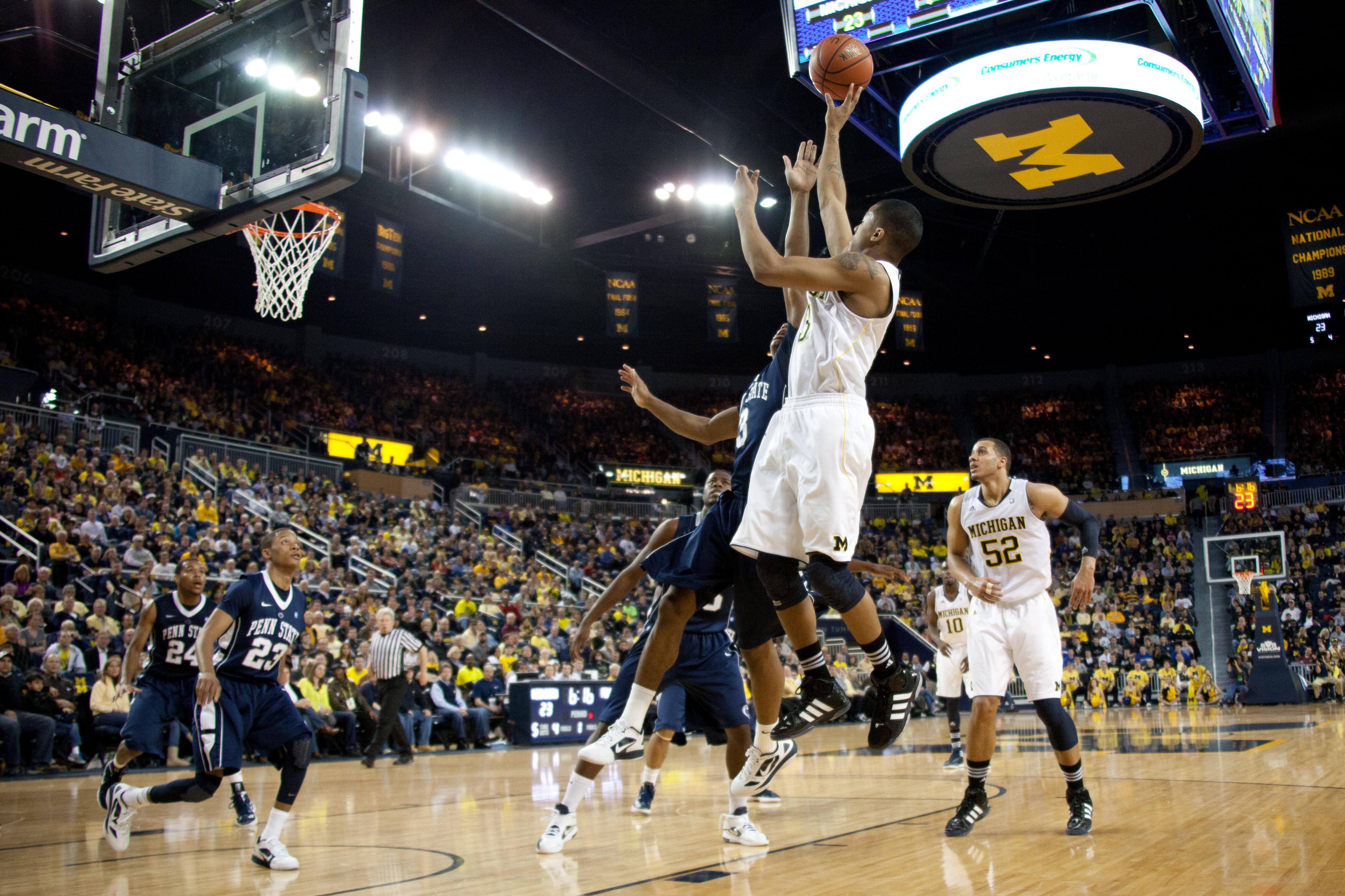 Penn State at Michigan 13