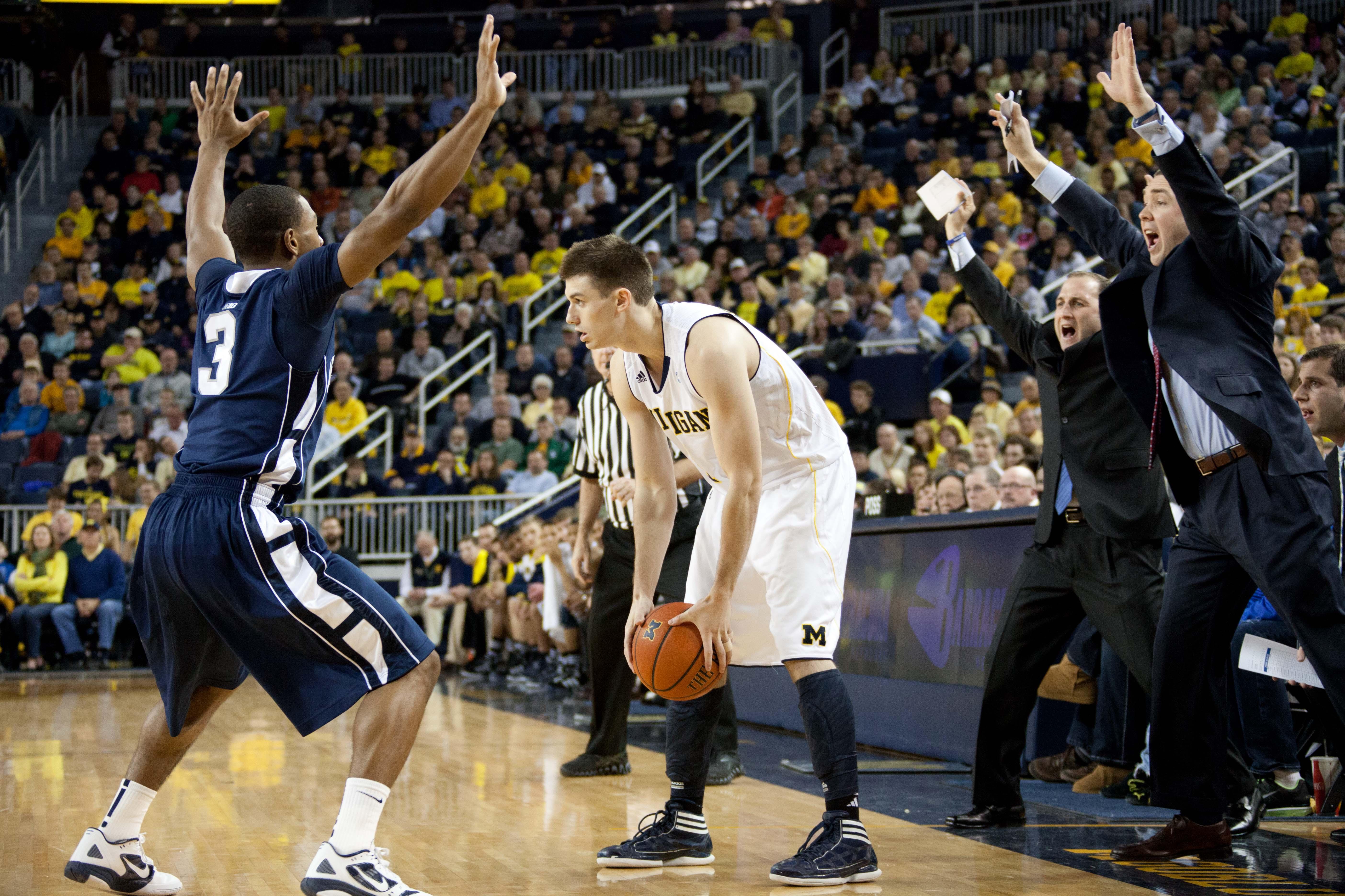 Penn State at Michigan 8