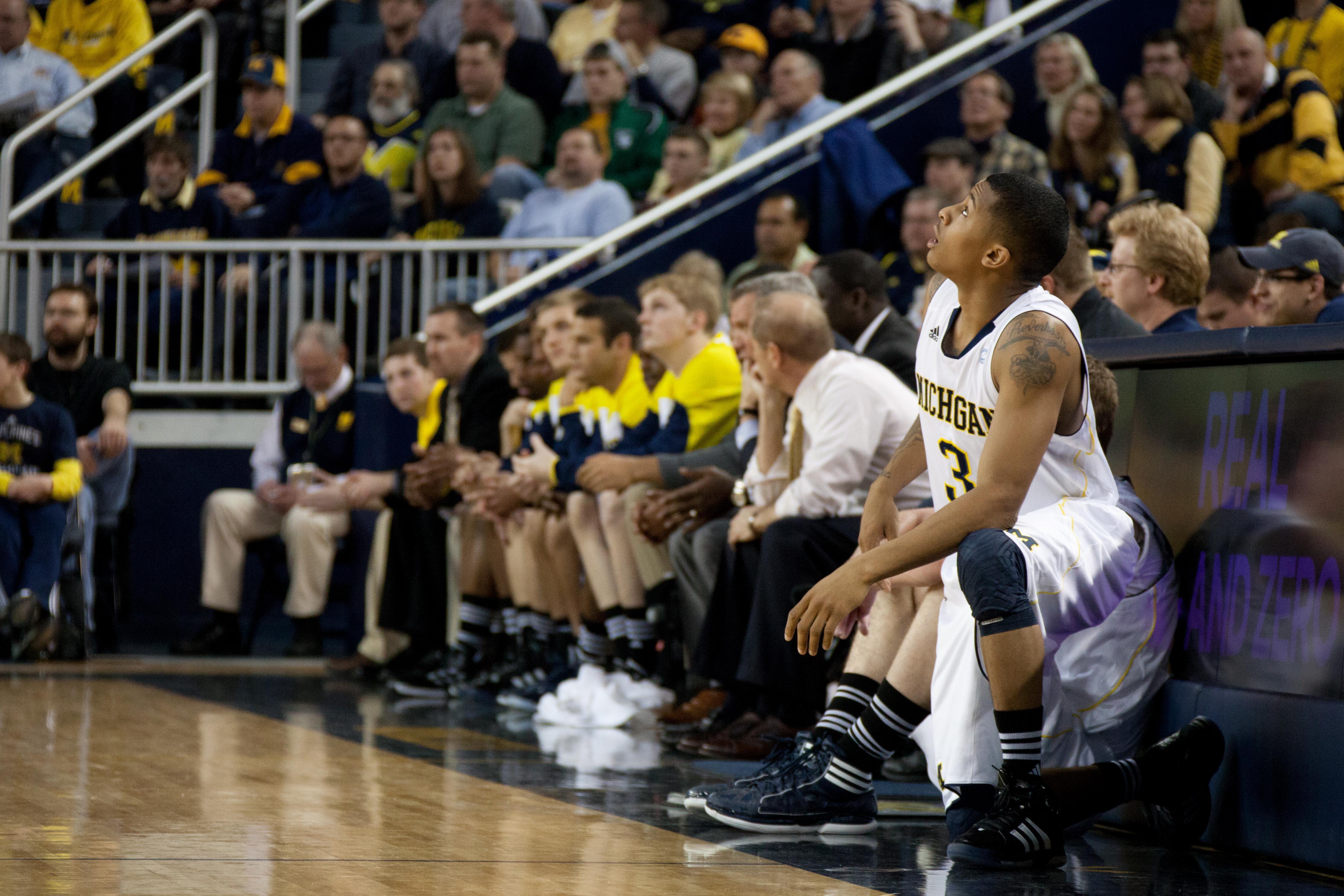 Penn State at Michigan 9