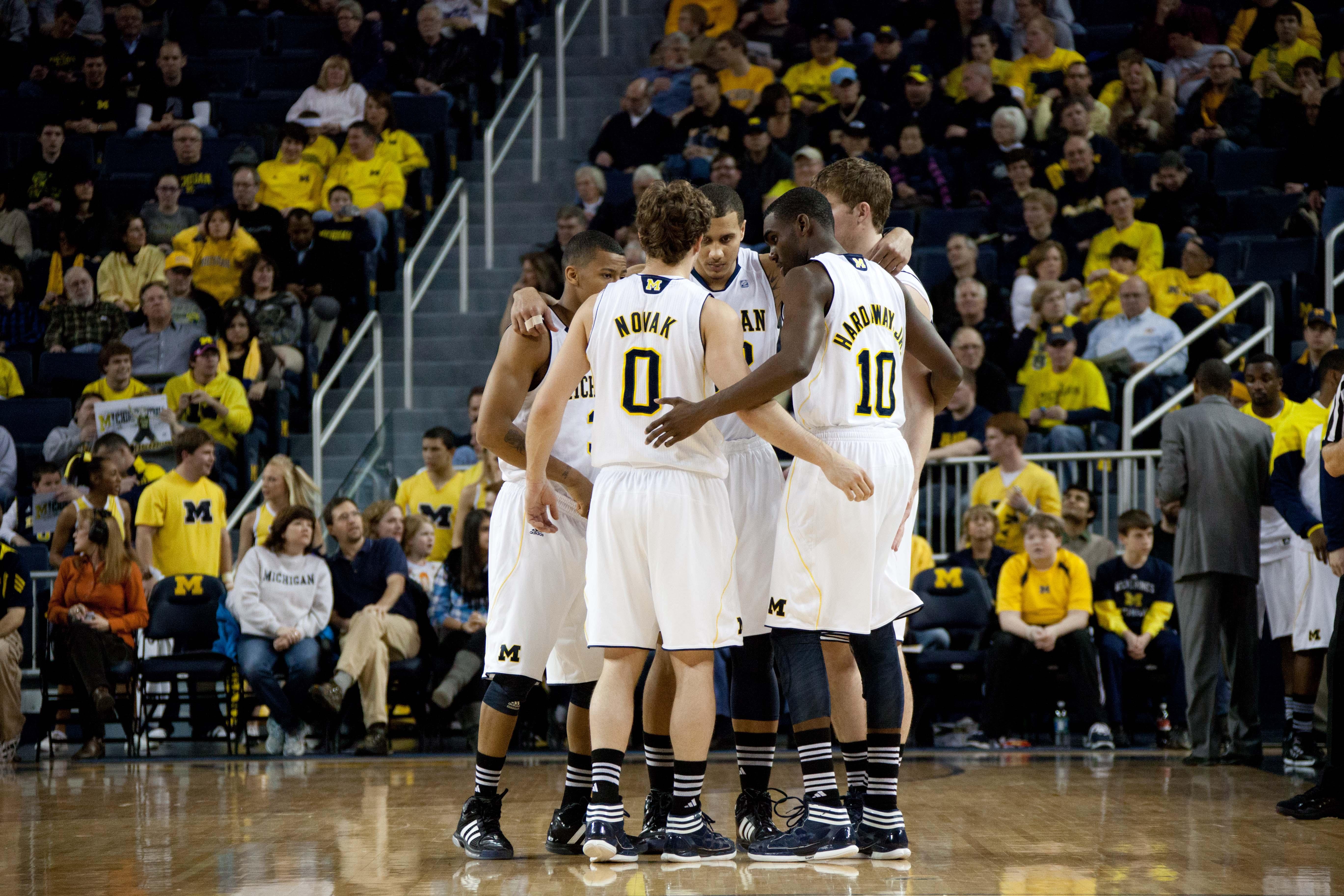 Penn State at Michigan 2