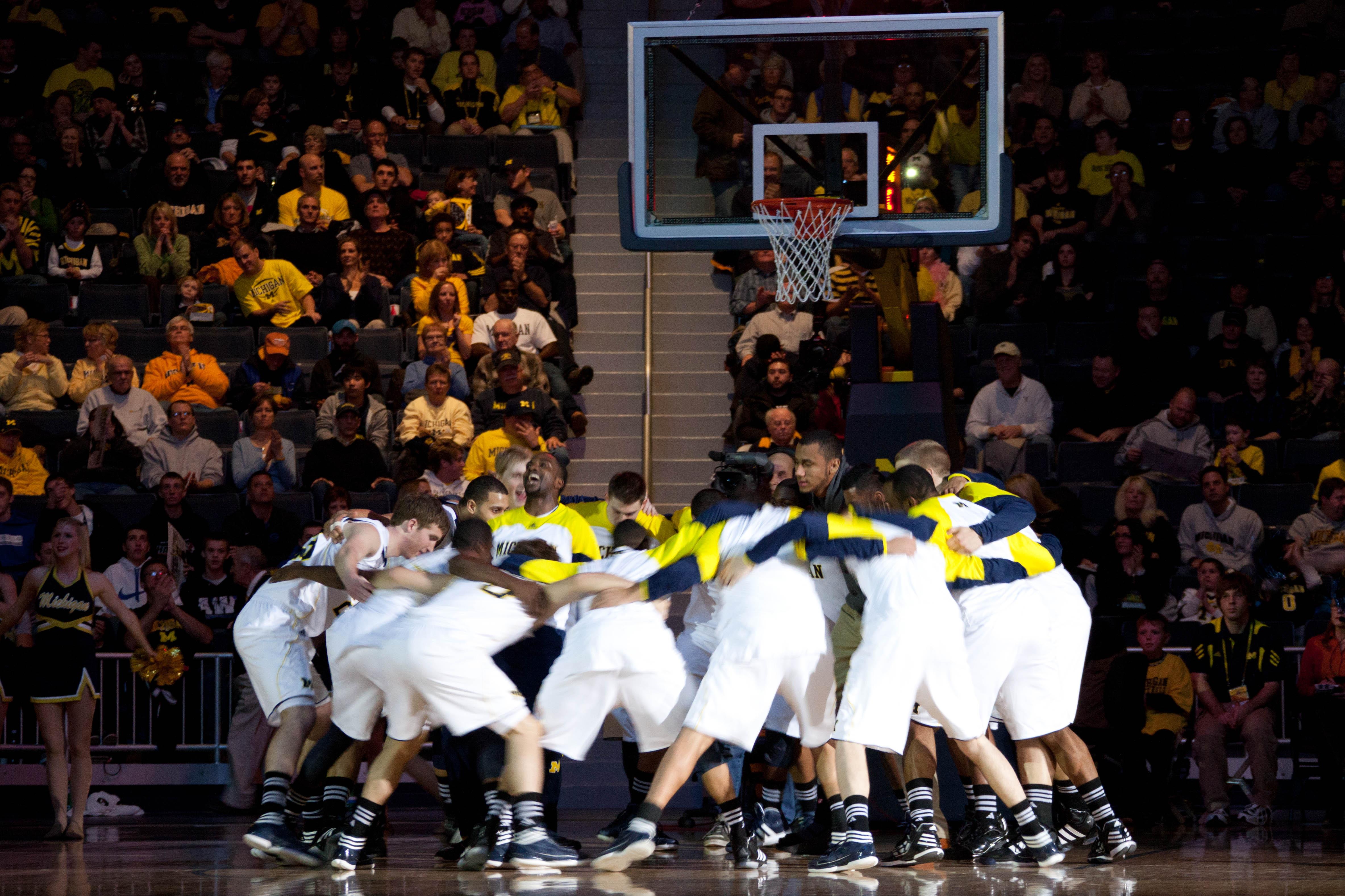Penn State at Michigan 1