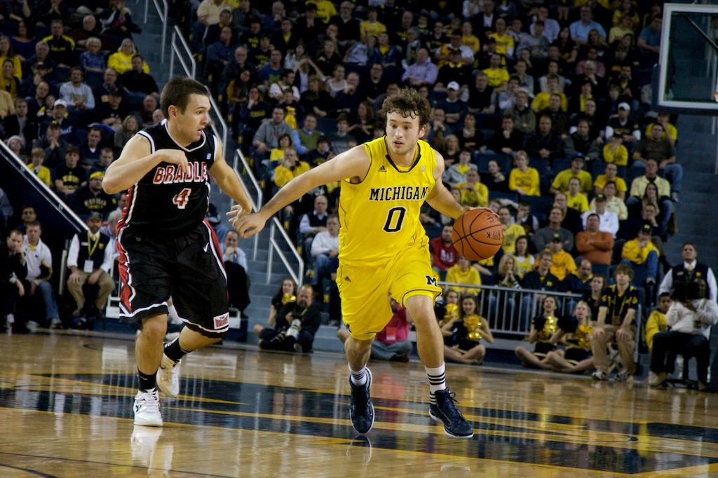 Bradley at Michigan 24