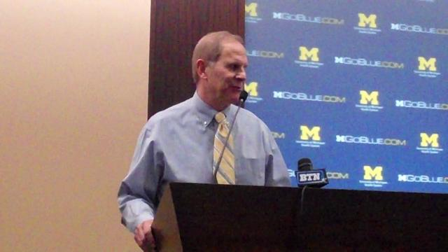 Notes, Quotes & Video: John Beilein on Michigan's Victory Over Arkansas Pine Bluff