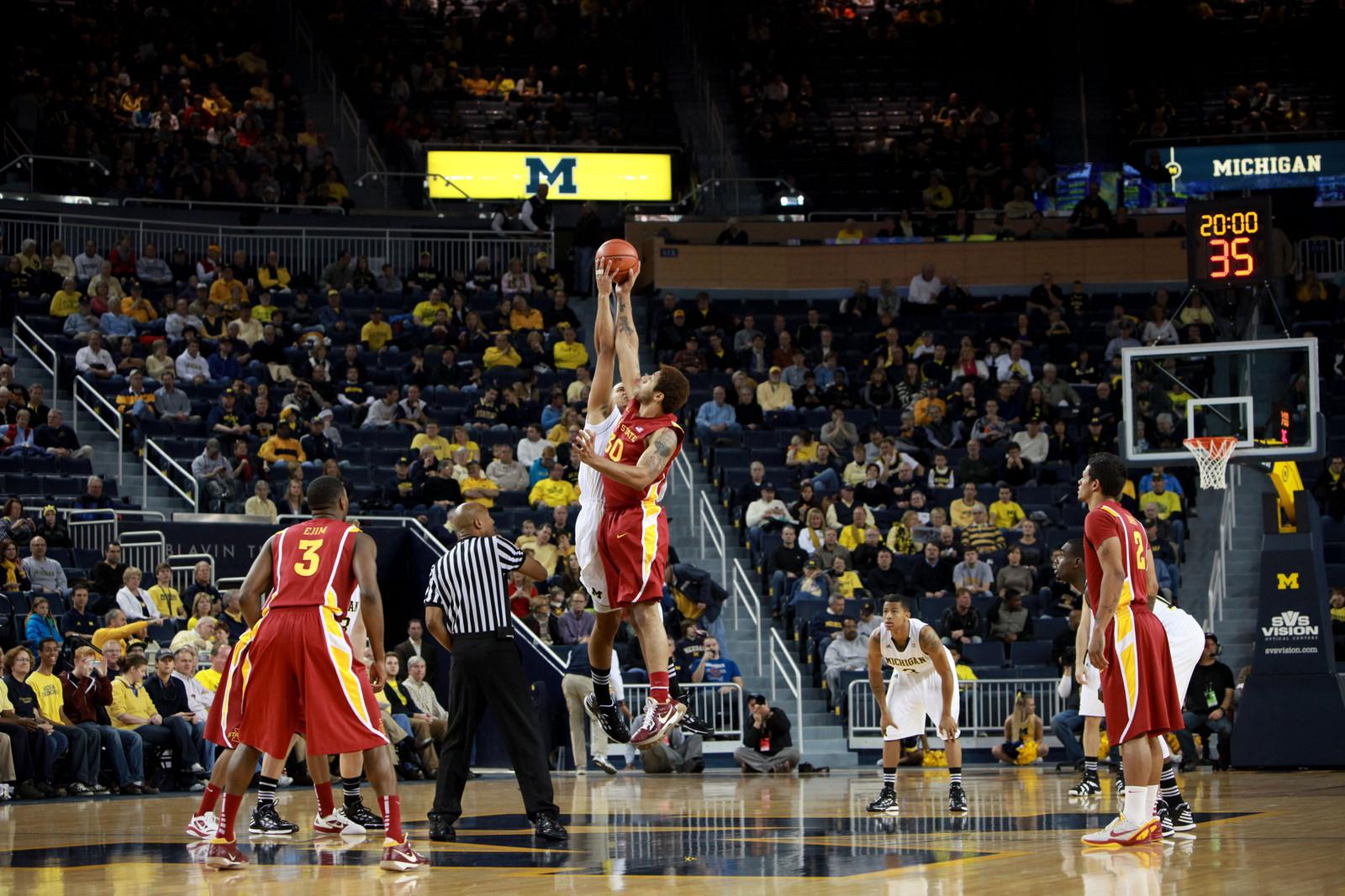 Iowa State at Michigan – 23