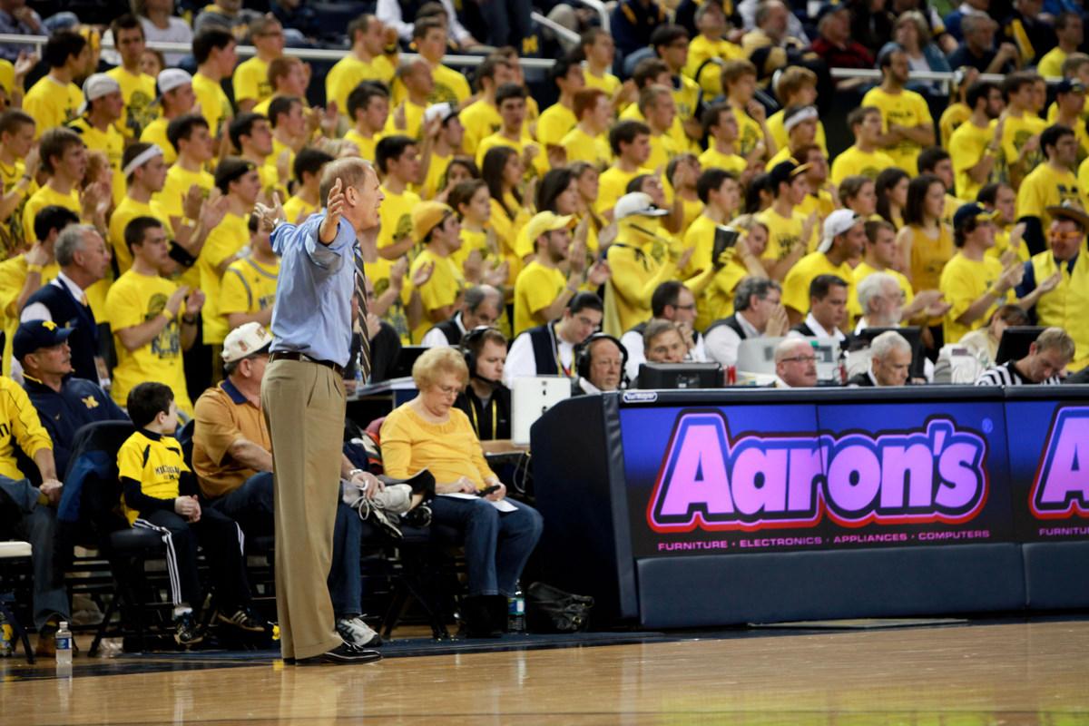 Iowa State at Michigan – 21