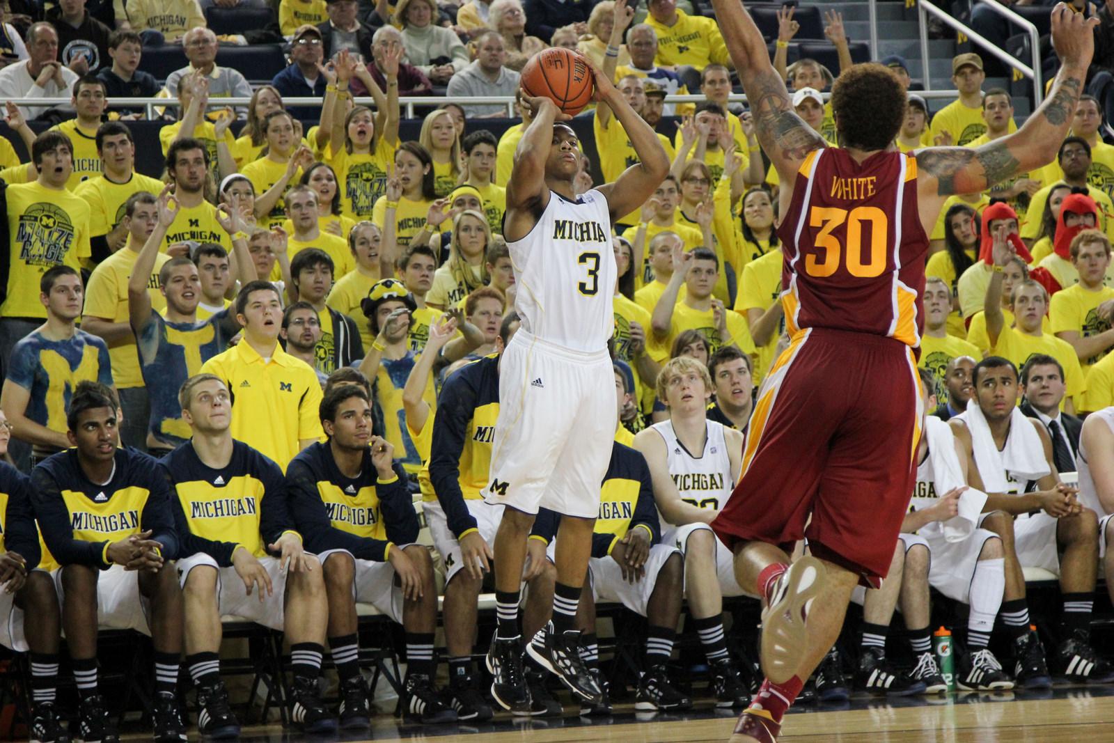 Iowa State at Michigan – 22