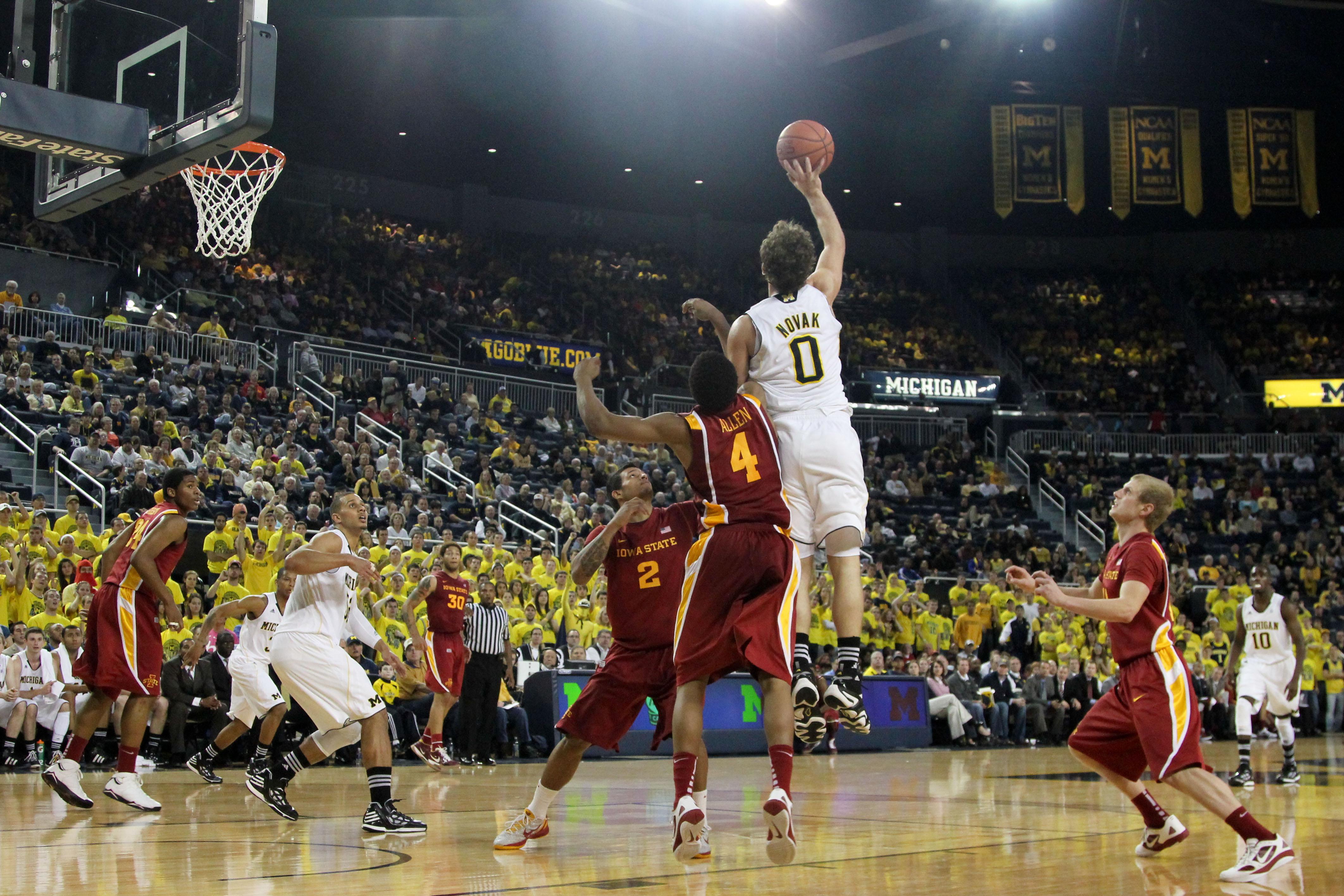 Iowa State at Michigan – 20