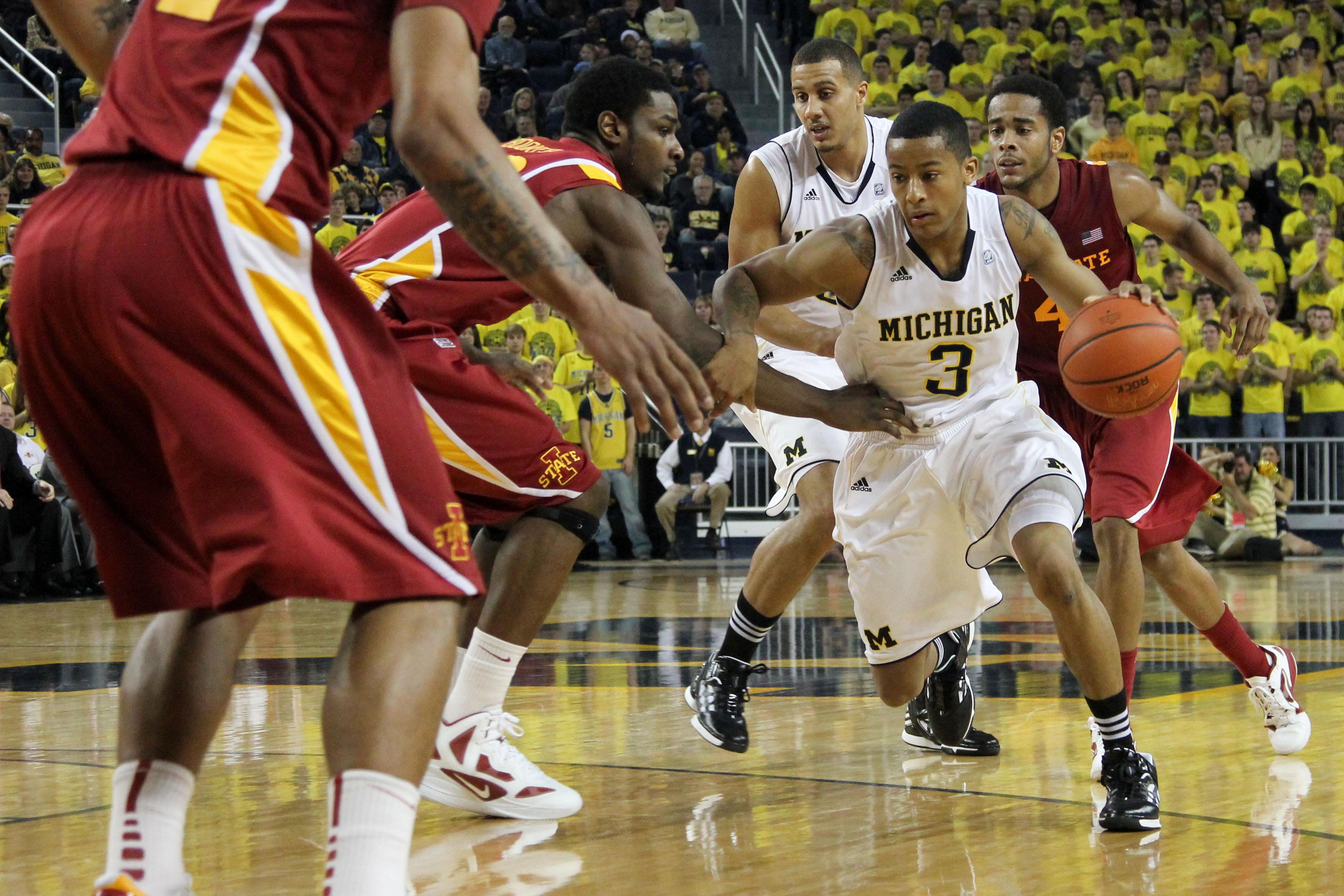Iowa State at Michigan – 19