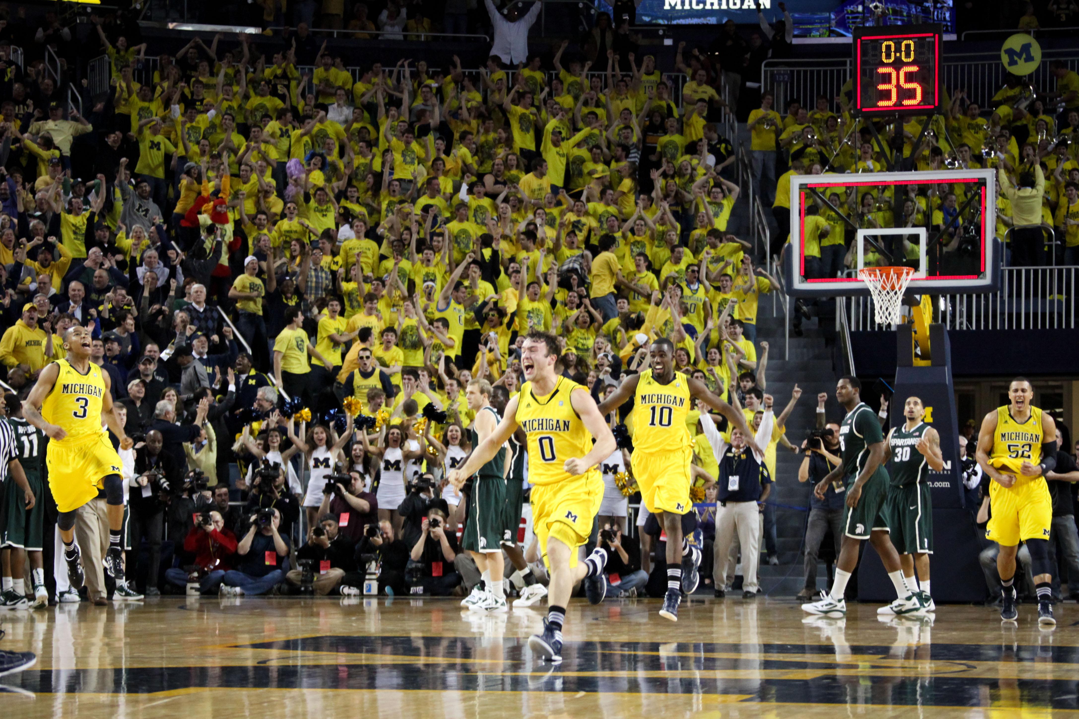 Michigan State at Michigan 31