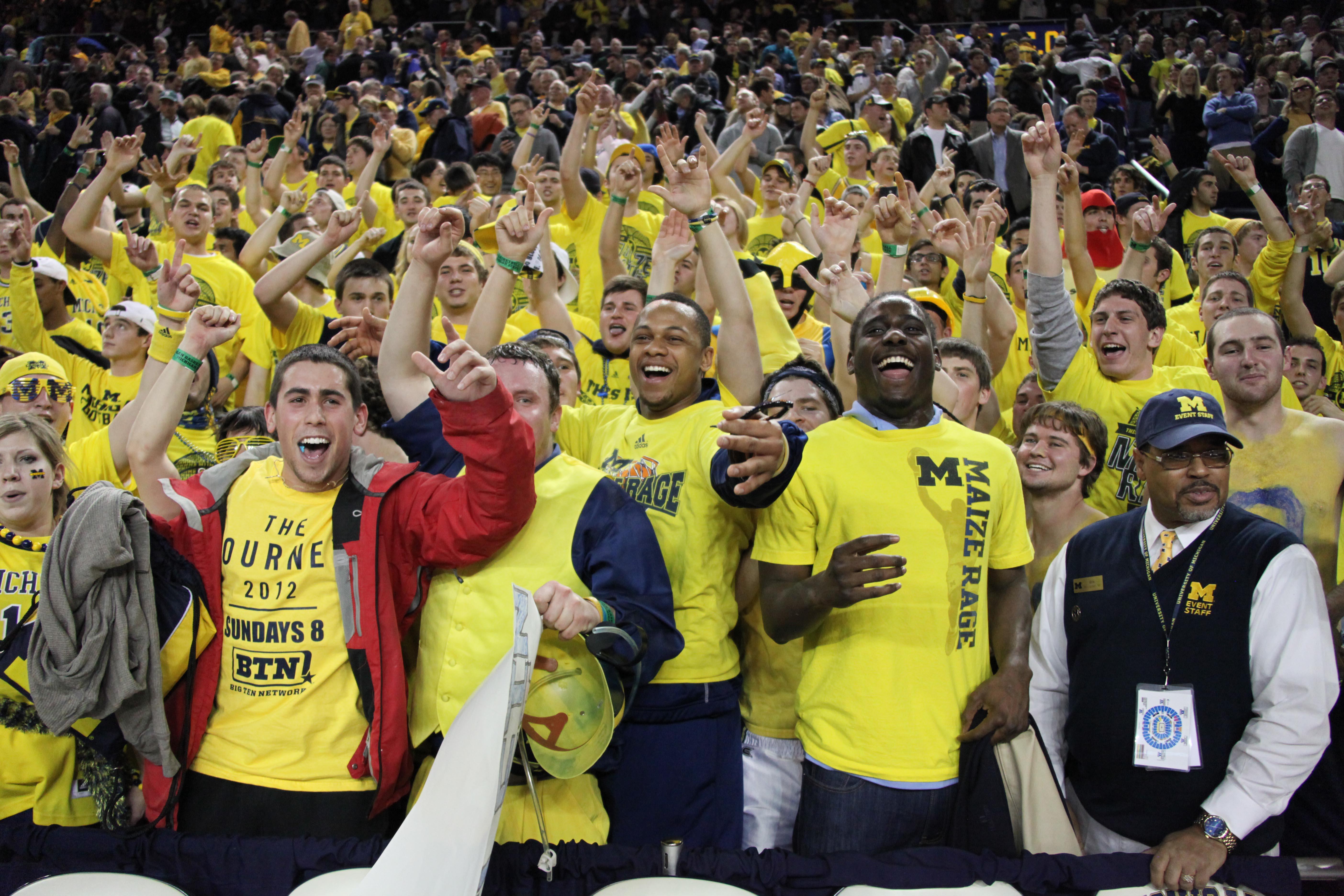 Michigan State at Michigan 32