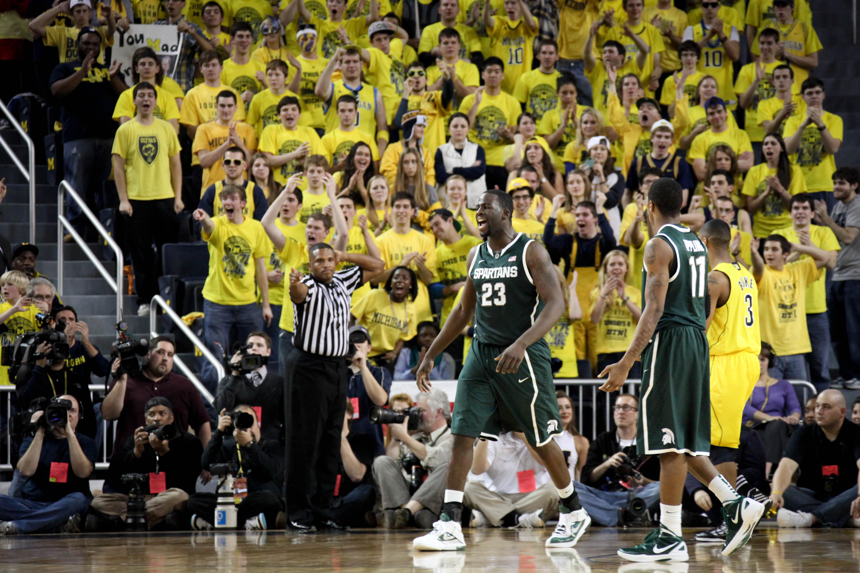 Michigan State at Michigan 19