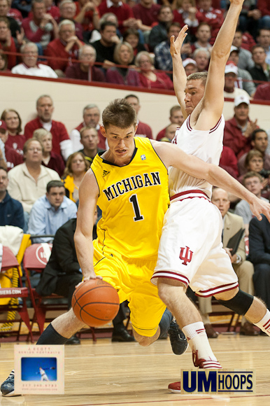 Michigan at Indiana 14