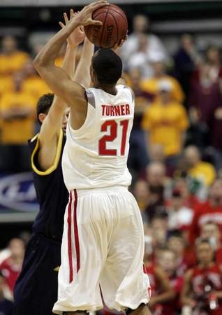 Sophomore Year: Evan Turner ends the painful season