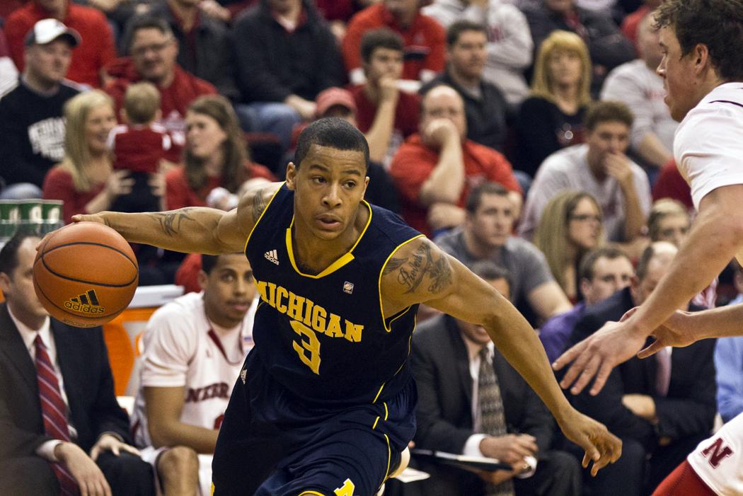 Michigan at Nebraska 8