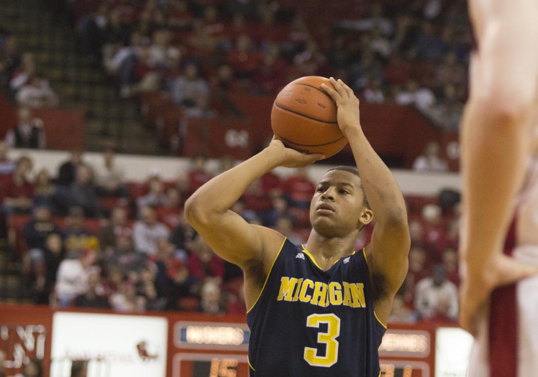 Michigan at Nebraska 6