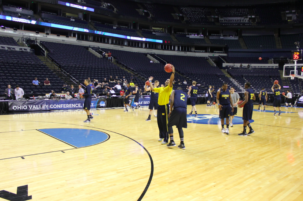 Michigan in Nashville, Days 1 and 2 – 8