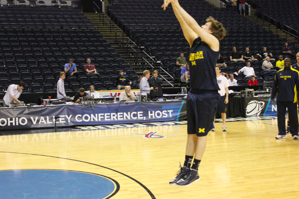 Michigan in Nashville, Days 1 and 2 – 6