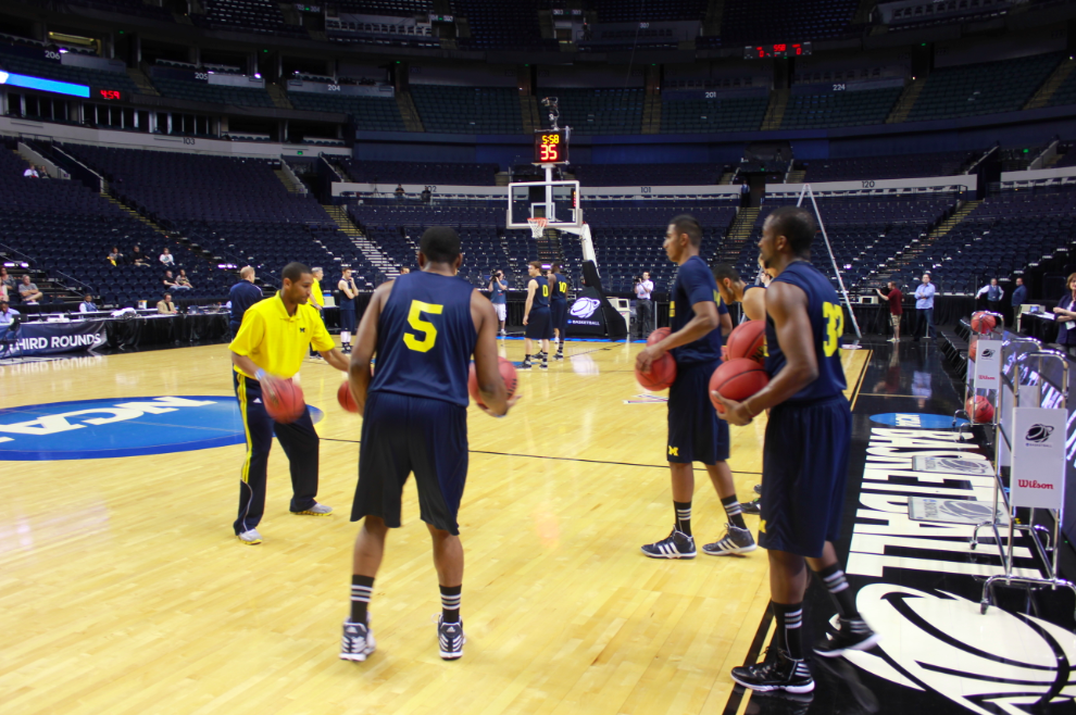 Michigan in Nashville, Days 1 and 2 – 5