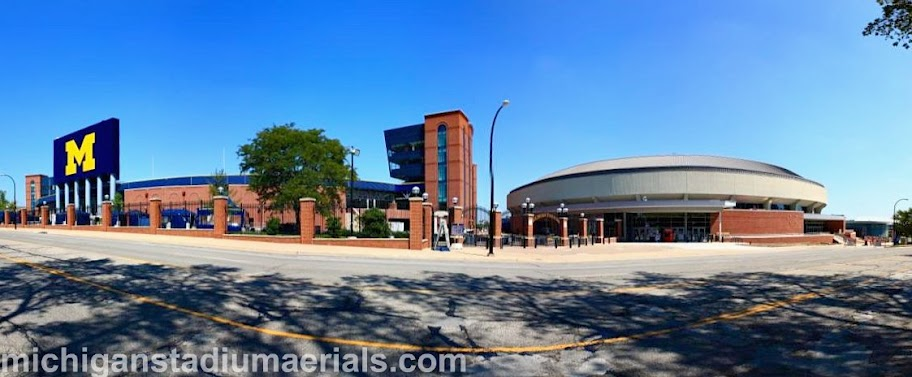 Crisler Center Construction Update – August – 11