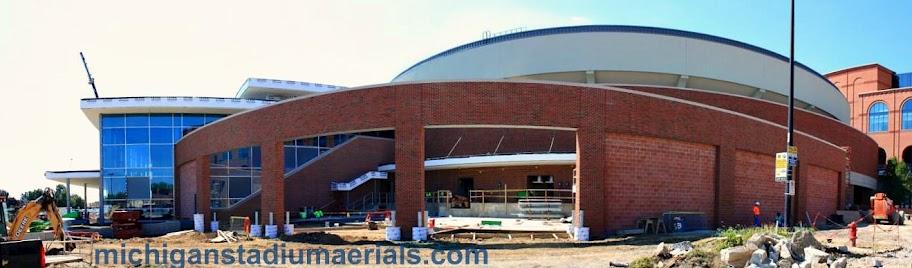 Crisler Center Construction Update – August – 6