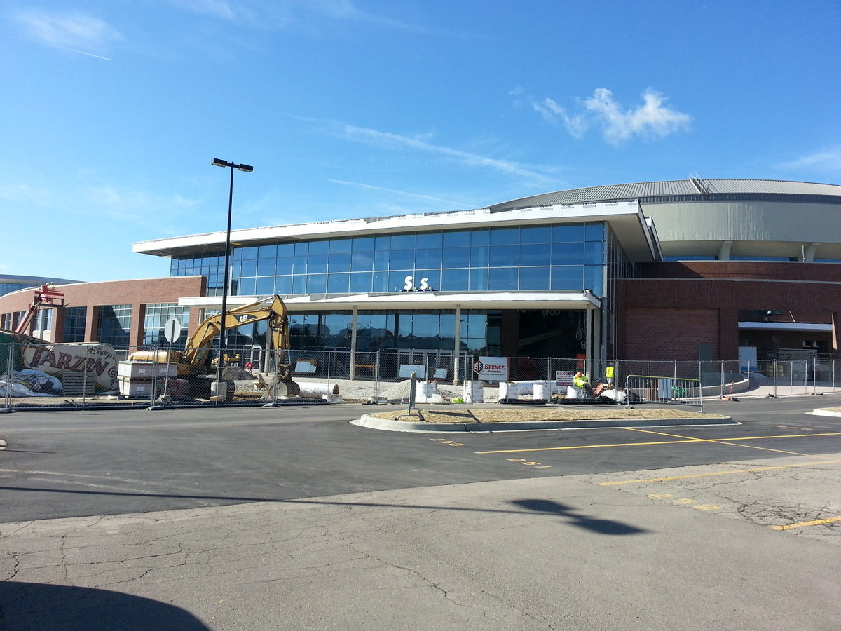 Crisler Construction Update 9-19-12 -4