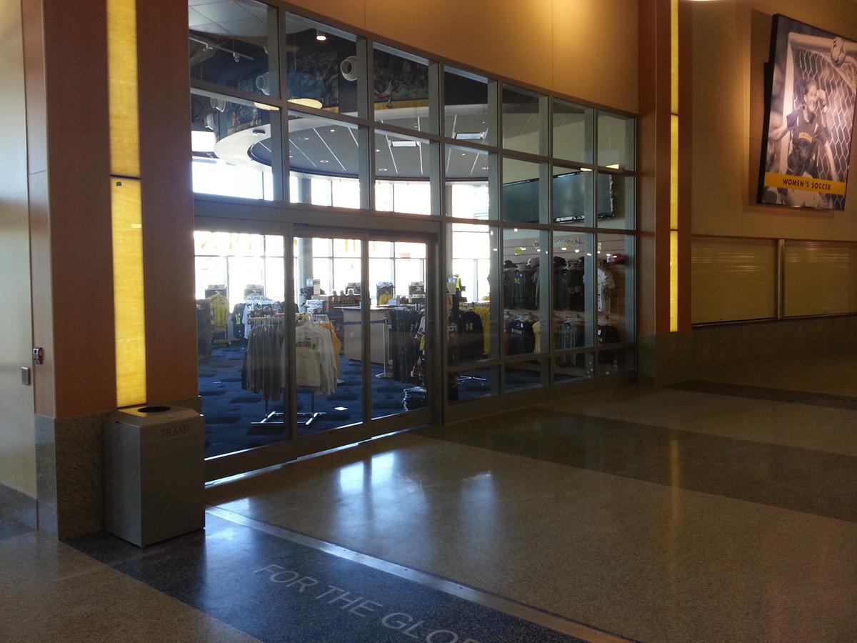 Crisler Construction Update 9-19-12 – 1