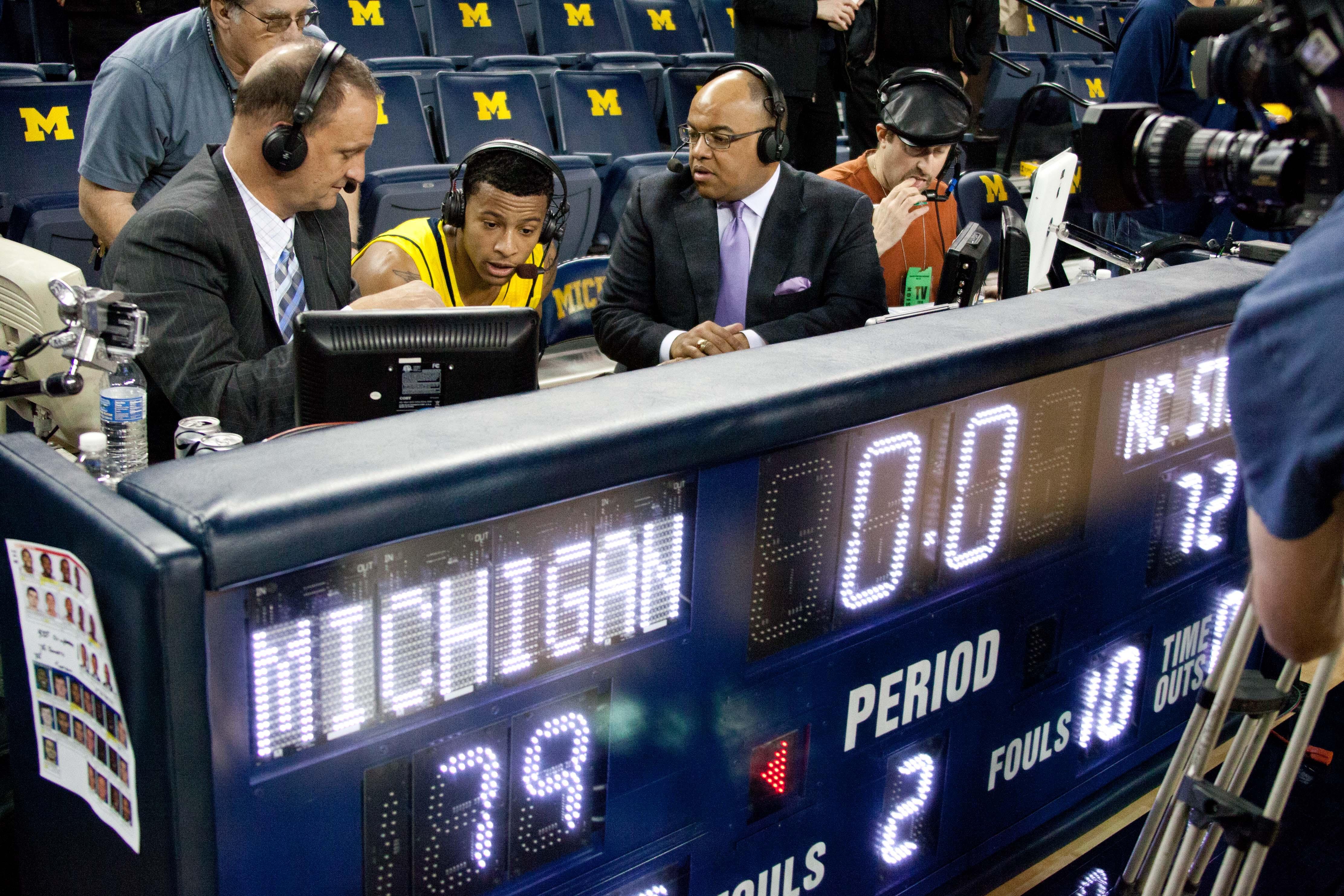 Michigan 79, NC State 72 – #31
