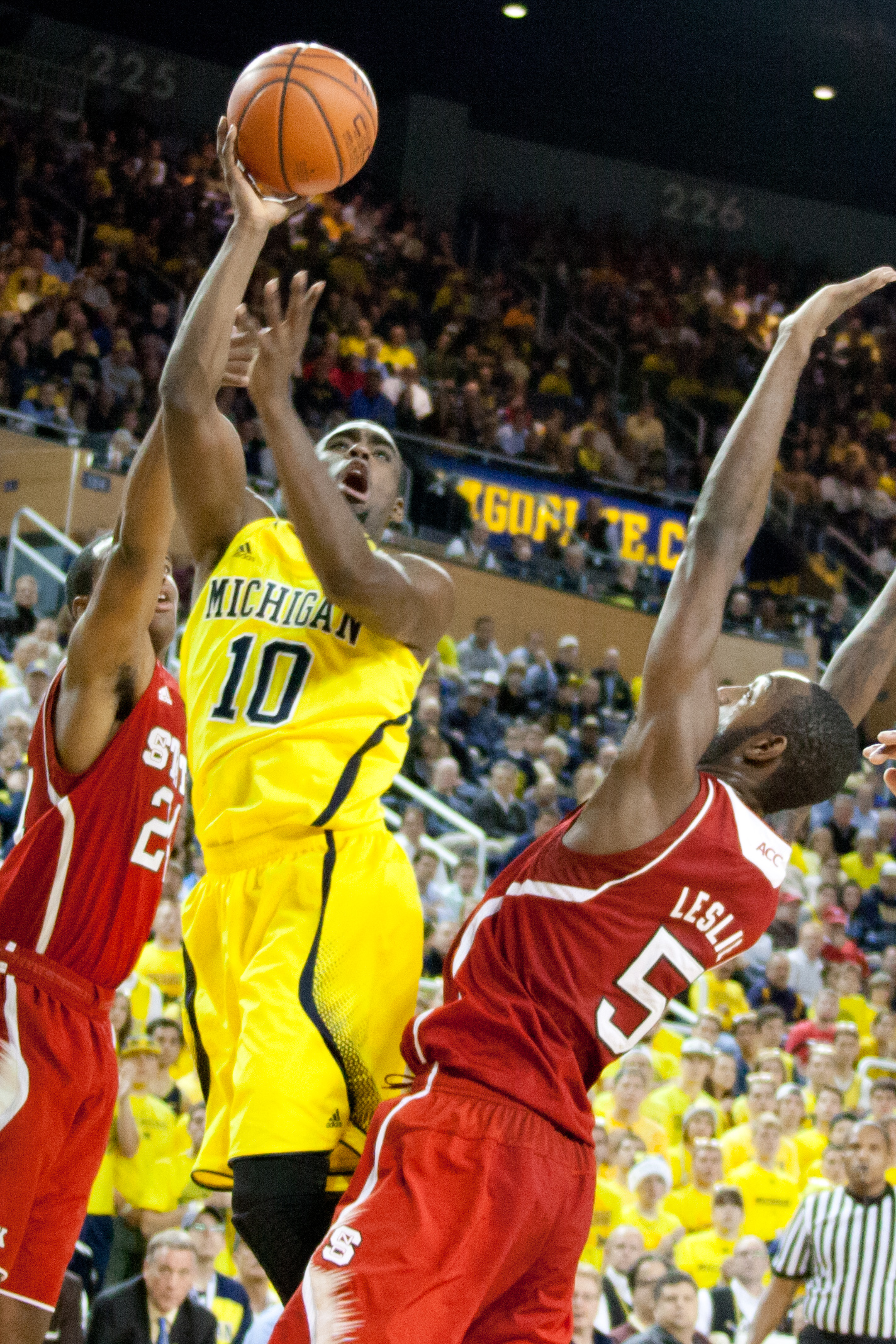 Michigan 79, NC State 72 – #27