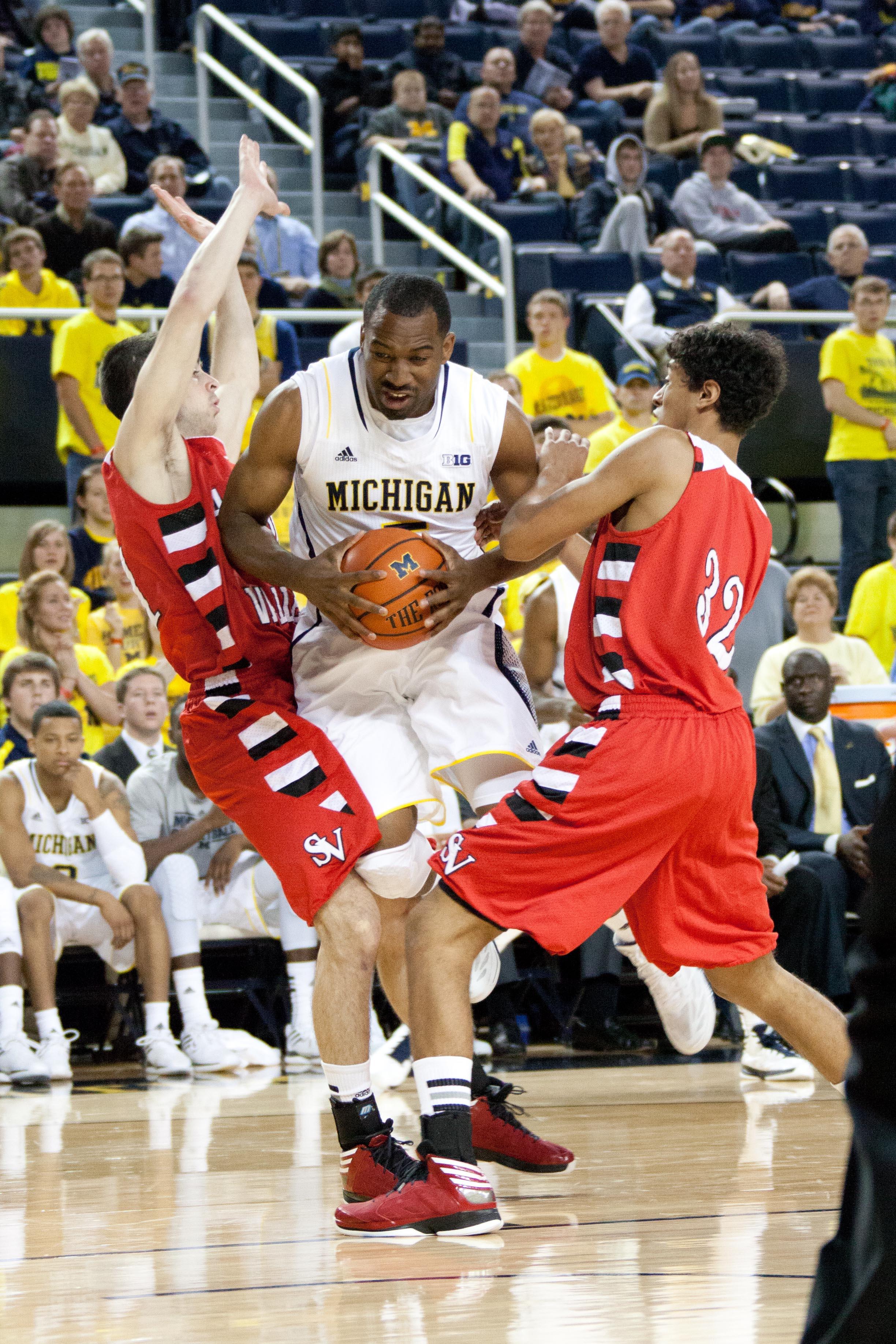 Michigan vs. Saginaw Valley State – 29