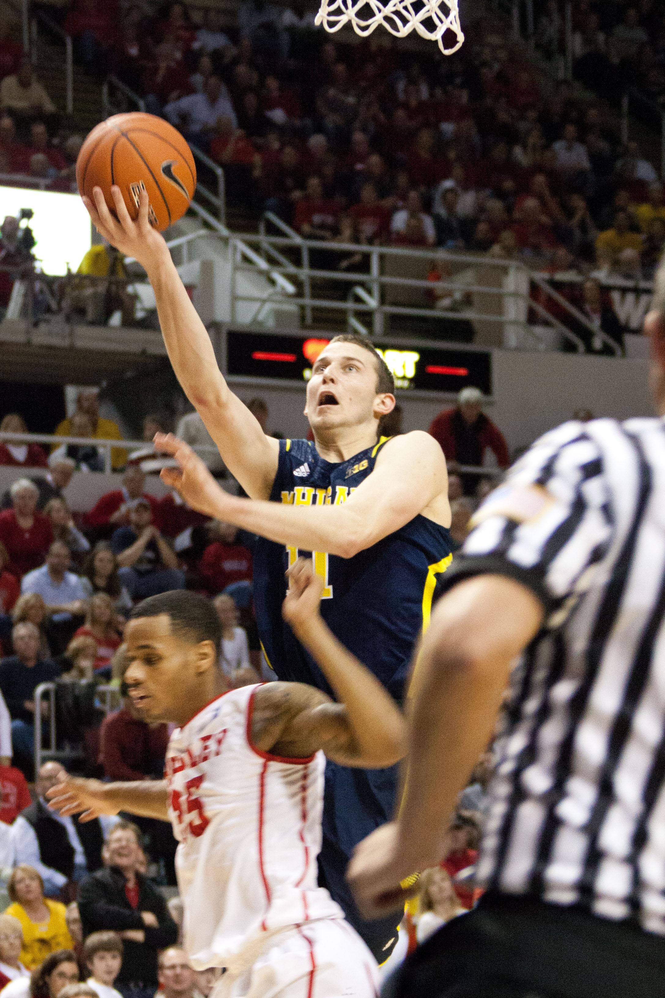 Michigan at Bradley – #23