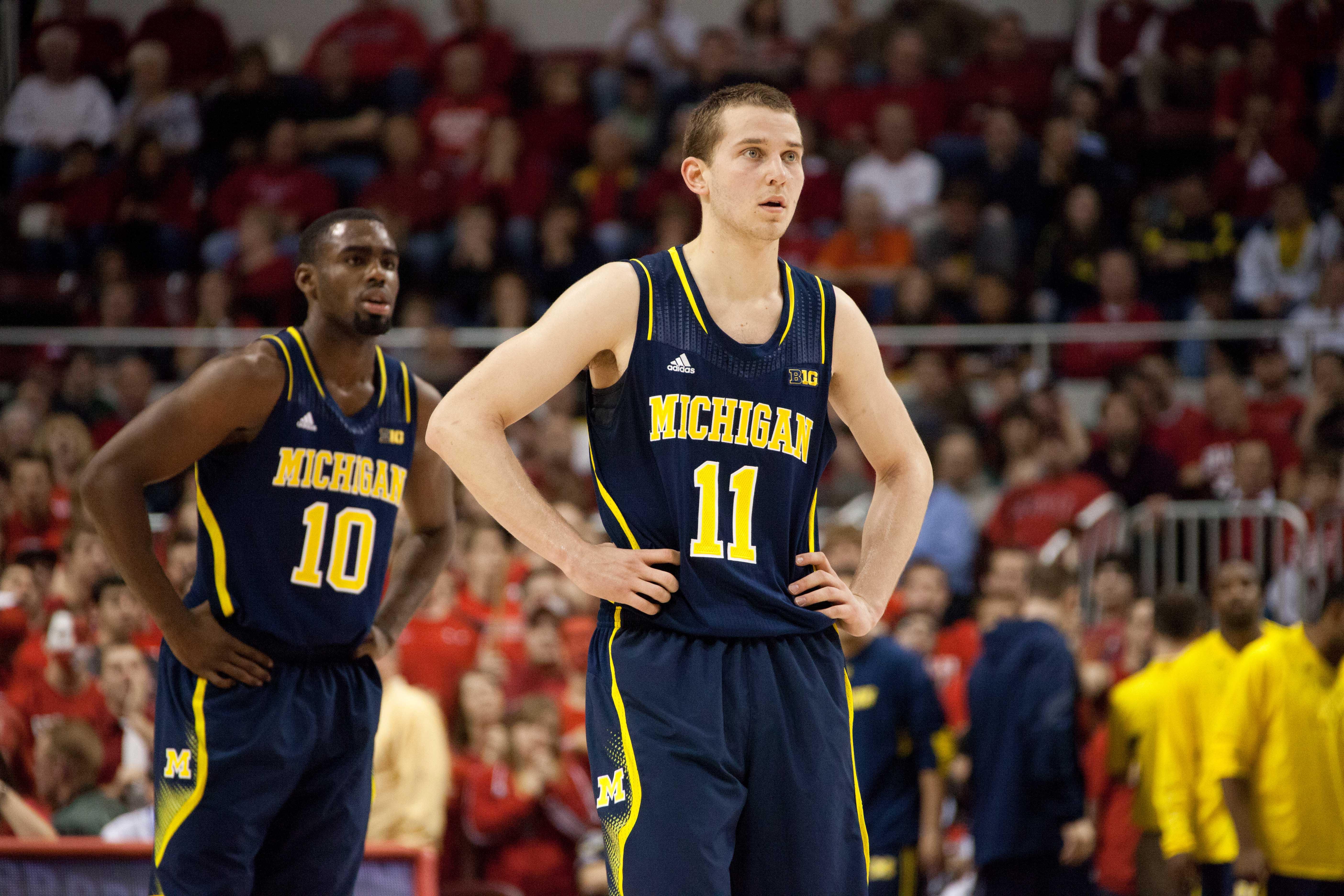 Michigan at Bradley – #14